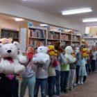W dniach 22, 23, 24 i 30 października 2018 r. z okazji 92 urodzin Kubusia Puchatka filia nr 2 Powiatowej i Miejskiej Biblioteki Publicznej zorganizowała dla przedszkolaków imprezę czytelniczą. W […]