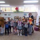 18 i 19 października 2018 r. Bibliotekę dziecięcą przy ul. Sezamkowej odwiedzili najmłodsi czytelnicy – dzieci z Przedszkola Nr 6 oraz dzieci z Przedszkola Nr 7. Przedszkolaki uczestniczyły w imprezie […]