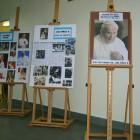 """""""Człowiek jest wielki nie przez to co posiada, lecz przez to kim jest…"""" – wystawa przybliżająca postać św. Jana Pawła II (Rok 2015 został ustanowiony przez sejm RP Rokiem św. […]"""
