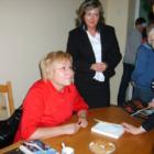 25.10.2007 r. odbyło się spotkanie autorskie z poetką, powieściopisarką, eseistką i felietonistką – Martą Fox. Na spotkanie zaprosiliśmy uczniów Gimnazjum Nr 1 i Nr 2 oraz Gimnazjum z Prywatnego Zespołu […]