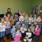 25 listopada odbyło się spotkanie z dziećmi klas pierwszych z okazji Światowego Dnia Pluszowego Misia. Dzieci ze Szkoły Podstawowej nr 8 w ten dzień przyniosły do biblioteki swoje misie i […]