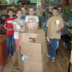 W bibliotece Szkoły Podstawowej nr 3 w czerwcu odbywały się zajęcia ekologiczne dla dzieci z klas I – III, na których zagościły cuda z papieru. Stało się to dzięki realizacji […]