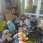 25 listopada to Światowy Dzień Pluszowego Misia. Z tej okazji w Oddziale dziecięcym Filii przy ul. Towarowej mieliśmy przyjemność gościć dzieci z klas pierwszych Szkoły Podstawowej nr 8. Dzieci radosne […]