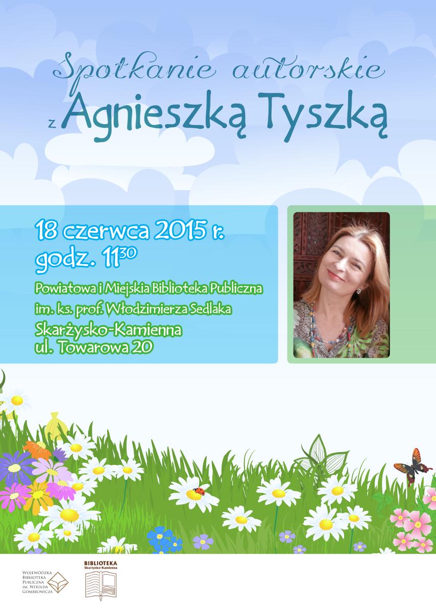 plakat Tyszka Skarżysko-m