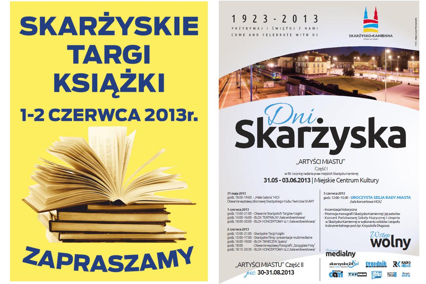 Skarżyskie Targi Książki