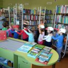 17 i 25 października 2018 r. Oddział dziecięcy Biblioteki przy ul. Towarowej odwiedziły dzieci z Przedszkola nr 10 wraz z opiekunami. W ramach propagującej czytelnictwo akcji Cała Polska Czyta Dzieciom […]