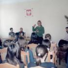 W roku 2006 gościliśmy pisarkę tworzącą dla dzieci i młodzieży Beatę Ostrowicką.