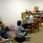 Dnia 26, 27 i 28 września br. bibliotekę przy ulicy Sezamkowej odwiedziły dzieci z przedszkola nr 16 i nr 6 wraz z opiekunami p. Alicją Mazur, p. Elżbietą Spadło i […]