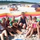 Plaża w Dębkach
