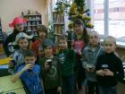 """Akcja zima w bibliotece pt. """"Odkrywamy zimowe skarby""""  W dniach od 14 do 25 stycznia podczas tegorocznych ferii w Oddziale dziecięcym PiMBP przy ul Sokolej 38 zorganizowano następujące zajęcia: […]"""