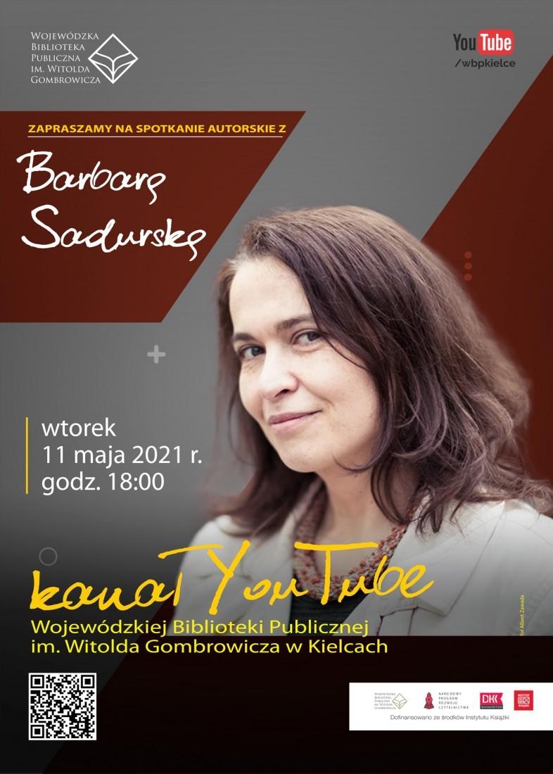Barbara-Sadurska-Spotkanie-plakat