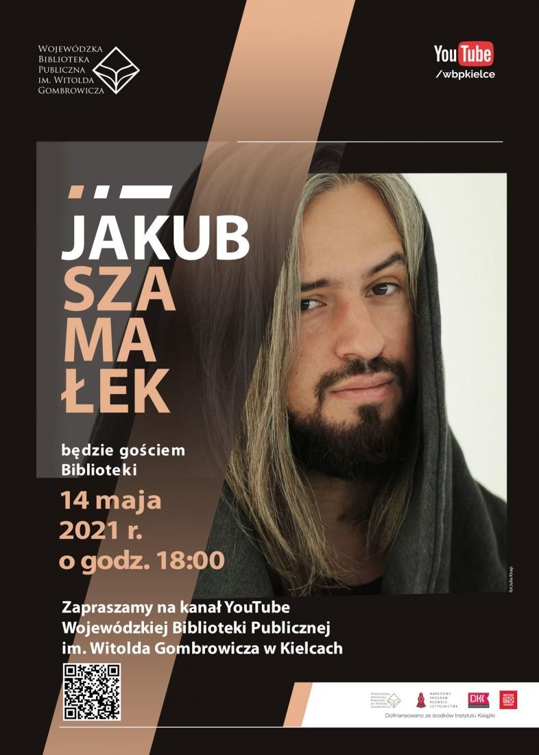 Jakub-Szamałek-Spotkanie-plakat