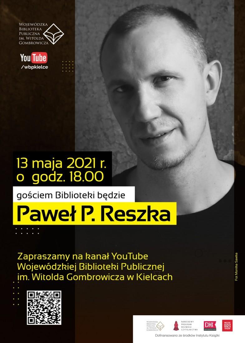 Paweł-Reszka-Spotkanie-Plakat