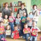 15 czerwca Bibliotekę przy ul. Towarowej odwiedziły dzieci z Przedszkola Nr 1 im. W. Chotomskiej. Dla dzieci z młodszej grupy było to pierwsze spotkanie z Biblioteką, jej pracownikami i książeczkami, […]