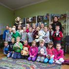 Tradycją stało się, że w bibliotece przy ul. Towarowej 20 obchodzone są urodziny Pluszowego Misia przypadające na dzień 25 listopada. Ulubieniec dzieci w tym roku obchodził 112 urodziny. W spotkaniu […]