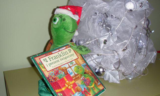 16 grudnia w bibliotece dla dzieci przy ul. Towarowej 20 spotkali się miłośnicy przygód małego żółwika Franklina i jego przyjaciół. Spotkanie to upłynęło dzieciom w świątecznej atmosferze. Dzieci wysłuchały opowiadania […]