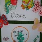"""""""Wiosenne inspiracje"""" – wystawa prac wychowanków Zespołu Placówek Resocjalizacyjno-Wychowawczych w Skarżysku."""