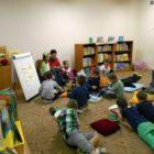 W roku 2016 w oddziale dziecięcym biblioteki przy ulicy Sezamkowej 23 odbywały się cykliczne zajęcia literacko- plastyczne z elementami głośnego czytania. Polonista ze SP13 p. Renata Kubik czytała dzieciom m.in. […]