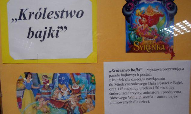 W Filii nr 2 przy ulicy Sezamkowej zaprezentowano wystawę pt Królestwo bajki prezentującą paradę bajkowych postaci z książek dla dzieci,w nawiązaniu do Międzynarodowego Dnia Postaci z Bajek oraz 115 rocznicy […]
