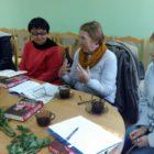 """17 października odbyło się spotkanie DKK w Skarżysku-Kamiennej, uczestniczyło w nim 9 osób. Przedmiotem dyskusji były dwie książki, pierwsza z nich to : """"Między nami"""" Chrisa Cleave'a. Jest to piękna […]"""