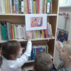 """""""Czytanie jest cool"""" 9 maja w bibliotece dziecięcej przy ulicy Sezamkowej odbyło się dwujęzyczne spotkanie z książką.Grupa p. Alicji Mazur z Przedszkola nr 16 uczestniczyła w zajęciach metodą Helen Dorn […]"""