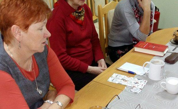 """13 listopada odbyło się spotkanie DKK w Skarżysku-Kamiennej, uczestniczyło w nim 7 osób. Omawiana była książka Caroliny de Robertis """"Bogowie tanga"""". Jest to opowieść o urzeczonej tangiem młodej kobiecie – […]"""