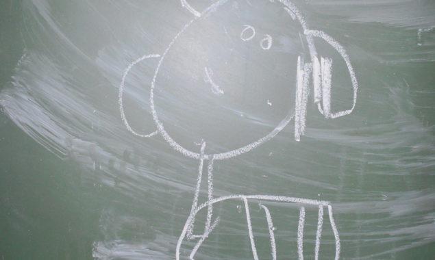 """""""RYMUJEMY Z KOZIOŁKIEM""""– muzyczne gry i zabawy odbywające się w Oddziale dziecięcym Filii nr 2 w każdą środę. Dzieci na tych zajęciach rysują portret koziołka mając przewiązane chustą oczy. Podejmują […]"""