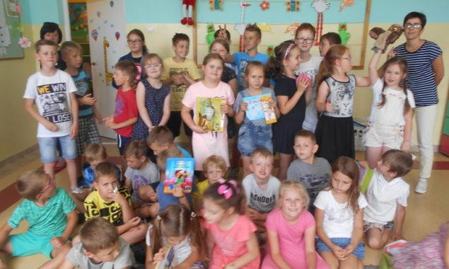 5 czerwca br. w Prywatnej Szkole Podstawowej, Biblioteka dziecięca z Filii nr. 2 (ul. Sezamkowa) wraz z p. Anną Spółczyńską zorganizowała spotkanie czytelnicze z dziećmi z okazji XVII Ogólnopolskiego Tygodnia […]