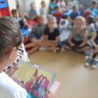 5 czerwca br. w Prywatnej Szkole Podstawowej, Biblioteka dziecięca z Filii nr. 2 (ul. Sezamkowa) wraz z p. Anną zorganizowała spotkanie czytelnicze z dziećmi z okazji XVII Ogólnopolskiego Tygodnia Czytania […]