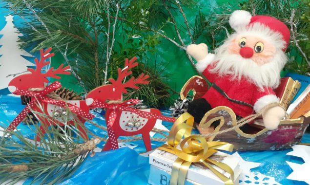 6 grudnia w Oddziale dziecięcym Fili nr 2 co roku gościliśmy przedszkolaków na wspólnych zabawach z Mikołajem. W roku bieżącym ze względu ograniczenia nałożone na instytucje kultury w związku z […]