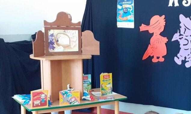 1 czerwca 2021 r. – w Dniu Dziecka – w Przedszkolu Publicznym nr 3 odbyła się impreza czytelnicza zorganizowana przez panią bibliotekarkę Oddziału dziecięcego Filii nr 2 w ramach XX […]