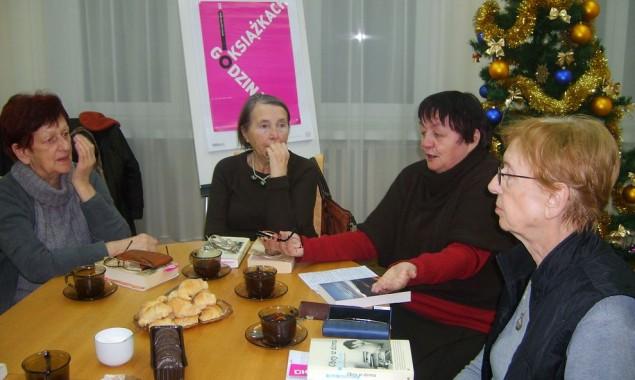 """11 grudnia odbyło się ostatnie w tym roku spotkanie DKK w Skarżysku-Kamiennej, uczestniczyło w nim 7 osób. Na spotkaniu omawiano dwie pozycje, pierwsza z nich to """"Obcy w domu"""", której […]"""