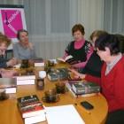 """29 stycznia odbyło się pierwsze w 2014 roku spotkanie DKK w Skarżysku-Kamiennej, uczestniczyło w nim 8 osób. Na spotkaniu omawiano dwie książki, pierwsza to """"Abelard. Miłość, Rozum i Pasja"""", której […]"""