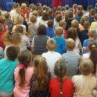 27.09 2018r. z okazji Ogólnopolskiego Dnia Głośnego Czytania w Przedszkolu Publicznym Nr 10 im. Kubusia Puchatka odbyło się czytelnicze spotkanie pani bibliotekarki z dziećmi. Ogólnopolski Dzień Głośnego Czytania został ustanowiony […]
