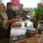 """23 kwietnia odbyło się spotkanie DKK w Skarżysku-Kamiennej, uczestniczyło w nim 7 osób. Na spotkaniu omawiano dwie pozycje, pierwsza z nich to """"Płaskuda"""" Grażyny Jagielskiej czyli codzienne życie trzech par […]"""