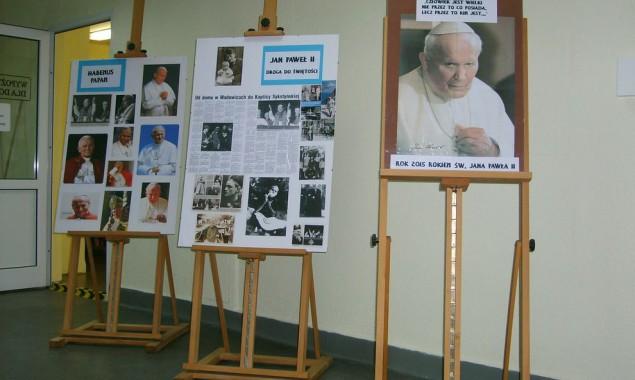 Do 30 maja w Powiatowej i Miejskiej Bibliotece Publicznej w Skarżysku-Kamiennej w Filii nr 2 w związku z rokiem Jana Pawła II możemy podziwiać wystawę poświęconą Papieżowi. W bibliotece zorganizowano […]