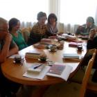 """26 czerwca odbyło się spotkanie DKK w Skarżysku-Kamiennej, uczestniczyło w nim 7 osób. Przedmiotem dyskusji była książka Orhana Pamuka """"Dom ciszy"""". Do starego domu na tureckiej prowincji przyjeżdża troje młodych […]"""