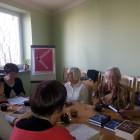 """4 kwietnia odbyło się spotkanie DKK w Skarżysku-Kamiennej, uczestniczyło w nim 10 osób. Omawiano dwie książki, pierwsza to :""""Perełka"""" Patricka Modiano. Powieść o poszukiwaniu swojej tożsamości, zagubieniu, dążeniu do poznania […]"""
