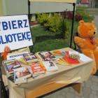 W czwartek 14 maja 2015 r. Filia nr 2 (ul. Sezamkowa 23) zorganizowała Dzień Otwarty Biblioteki. Z tej okazjiprzygotowano happening na placu przed biblioteką, gdzie utworzono plenerowy punkt bookcrossingu orazkrzesło […]