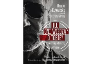 """Ile oni wiedzą o Tobie? Szpiedzy i podsłuchy w Polsce Krzysztof Pyzia, Bruno Kowalsky Jeden z czołowych szpiegów przerywa milczenie. Metody najlepszych szpiegów w kraju i na świecie. Afera """"Żelazo"""", […]"""