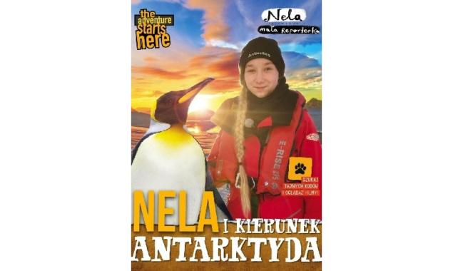 Nela i kierunek Antarktyda Cześć! Nazywam się Nela i mam 13 lat, a to jest moja trzynasta książka. Tym razem wybierzemy się w wyjątkową podróż do niesamowitego miejsca. Dotarcie do […]