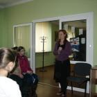 W listopadzie oddział dla dzieci i młodzieży biblioteki przy ul. Towarowej odwiedzili uczniowie SP nr 8 klas IV i V wraz z opiekunami panią Moniką Kozerą i Haliną Wdowik. Uczniowie […]