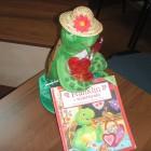 """12 lutego w filii dla dzieci przy ul. Towarowej 20 odbyło się cykliczne spotkanie z żółwikiem Franklinem i jego przyjaciółmi – """"Franklinowe popołudnie"""". Dzieci z zainteresowaniem i skupieniem wysłuchały opowiadania […]"""