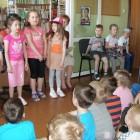 Z okazji święta bibliotek publicznych, 16 maja 2013 r. filię dla dzieci przy ul. Towarowej 20 odwiedziły przedszkolaki wraz z wychowawcami p. Małgorzatą Jaworską i p. Beatą Kocia z przedszkola […]