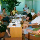 """29 lipca odbyło się kolejne spotkanie DKK w Skarżysku-Kamiennej, uczestniczyło w nim 11 osób. Omawialiśmy książkę """"Droga do przebaczenia"""", której autorem jest John Burnham Schwartz. Jest to trzymająca w […]"""