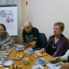 """6 listopada odbyło się spotkanie DKK w Skarżysku-Kamiennej, uczestniczyło w nim 9 osób.Przedmiotem dyskusji były dwie książki, pierwsza z nich to """"Lustro czasu"""" Anny Piegi. Książka mądra, poruszająca wiele ważnych […]"""