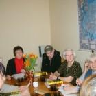 """10 kwietnia odbyło się spotkanie DKK w Skarżysku-Kamiennej, było to spotkanie jubileuszowe bowiem klub świętował szóstą rocznicę działalności, uczestniczyło w nim 10 osób. Przedmiotem dyskusji była książka Olgi Tokarczuk """"Prowadź […]"""