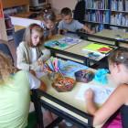"""""""Papierowe cudeńka""""- to zajęcia plastyczne odbywające się w każdy piątek podczas wakacji o godz.13. Dzieci wykonują prace plastyczne za pomocą różnych technik i form np.""""Iris folding"""". W związku z przypadającym […]"""