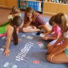 """W sierpniu Biblioteka ponownie zabrała dzieci w podróż po twórczości Juliana Tuwima. W poniedziałki nasza lokomotywa odwiedzała """"Jarmark rymów"""". Podczas zajęć dzieci słuchały czytanych wierszy autora i rozwiązywały oparte na […]"""