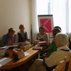 """Po wakacyjnej przerwie 18 września odbyło się spotkanie DKK w Skarżysku-Kamiennej, uczestniczyło w nim 9 osób. Omawiano cztery pozycje, na uczestnikach spotkania największe wrażenie wywarła książka Pearl S. Buck """"Ta […]"""